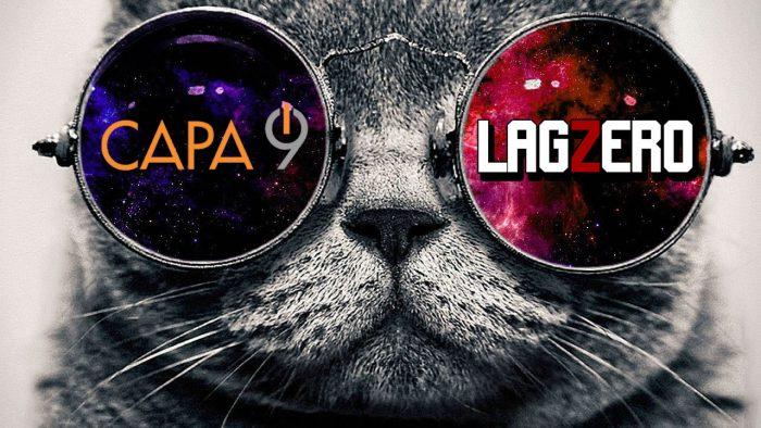 LagZero y Capa 9 se unen para luchar contra el mal