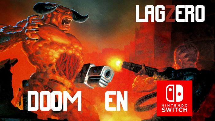 Nuestras impresiones de Doom en la Switch [VIDEO]