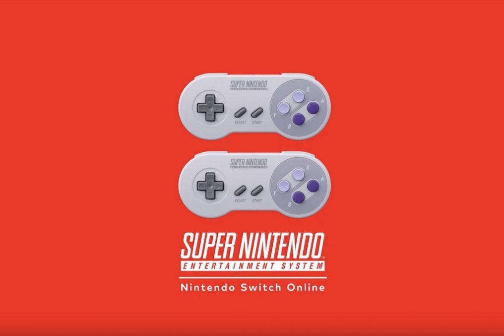 Ya está disponible la colección de SNES para Nintendo Switch