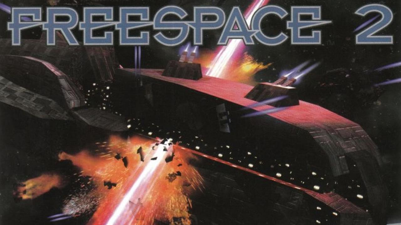 Vuela a la velocidad de la luz para conseguir tu copia gratis de Freespace 2 en GoG
