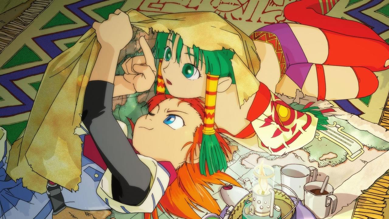 Ya hay fecha para la versión remasterizada de Grandia en PC