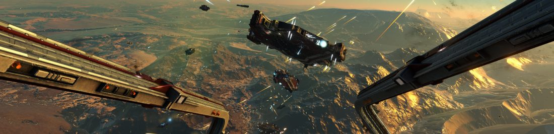 Infinity: Battlescape promete espectaculares batallas interplanetarias, pronto en Early Access