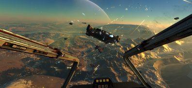 Infinity: Battlescape promete espectaculares batallas interplanetarias, pronto en Early Access