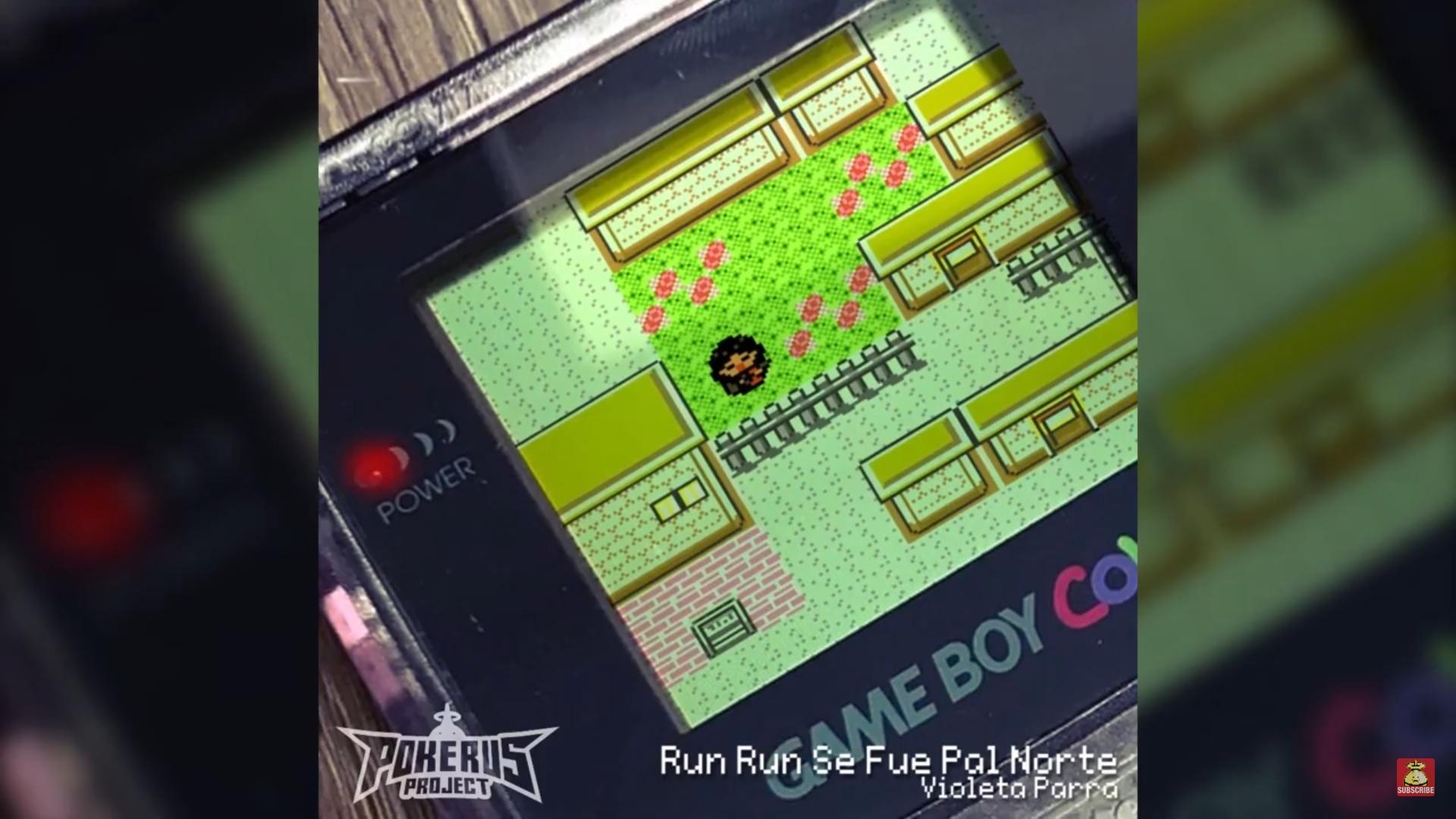 Así se escucha Run Run se fue pal norte al estilo de Pokemon Gold/Silver