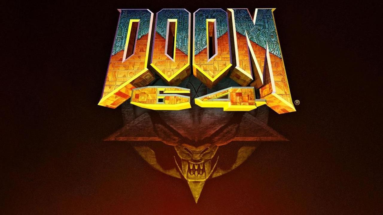 Un eslabón perdido vuelve del infierno, este es el trailer de anuncio de Doom 64