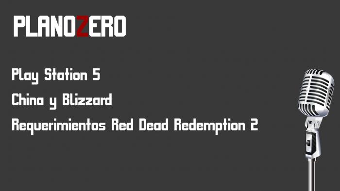 Plano Zero #4 PS5, Blizzard y China