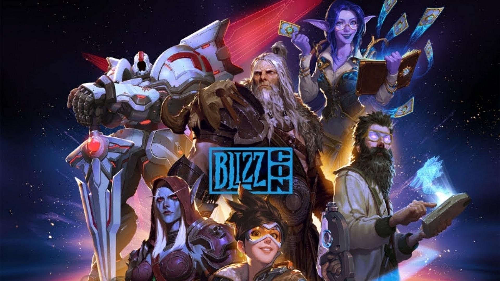 Noticias desde la BlizzCon 2019